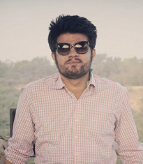 Farhan Haider - Digital Marketing Executive