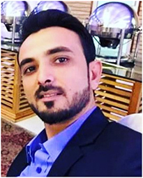 Zohaib Bukhari - Sales Executive